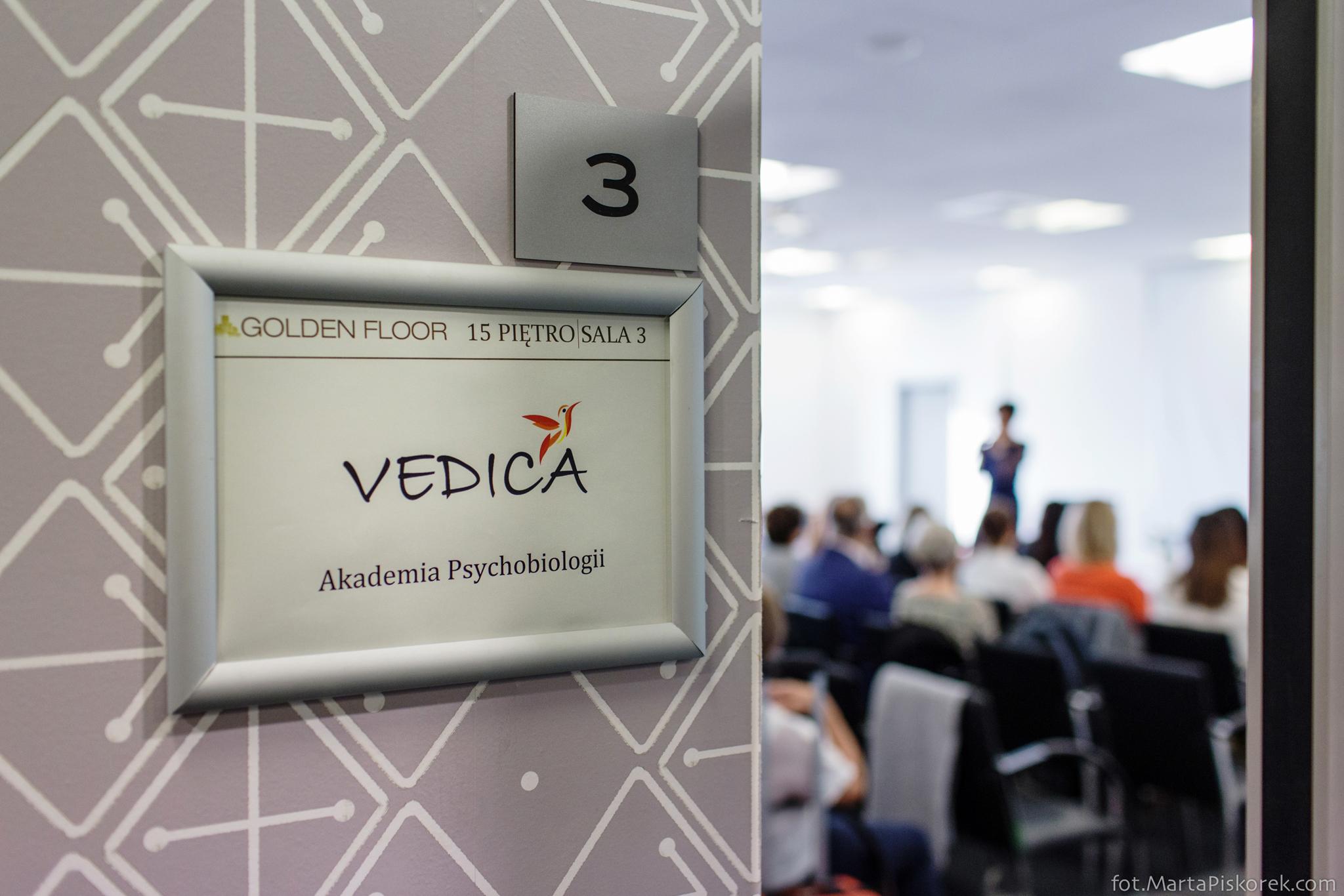 Marta Piskorek Vedica Akademia Psychobiologii