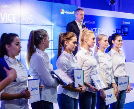 MartaPiskorek fotoreportaż event Microsoft Device Days